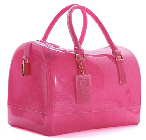 jelly purses pink - 8