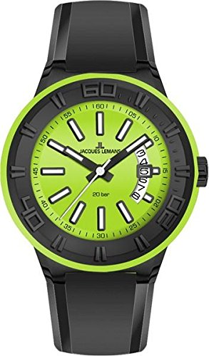 Jacques Lemans Milano Mens Wristwatch 200m Water-Resistant