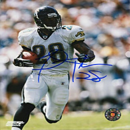 - Fred Taylor Autographed/Signed 8x10 Photo