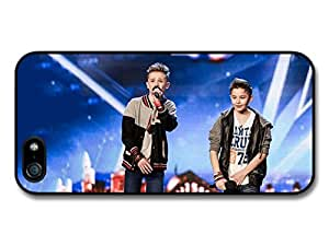 Bars and Melody Boyband Leondre Devries Charlie Lenehan Performing Live Case For Iphone 6 Plus 5.5 Inch Cover