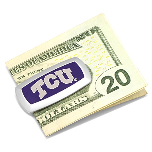 NCAA NCAA TCU Clip Officially Licensed Cushion Horned Frogs TCU Money 4xTdwxq