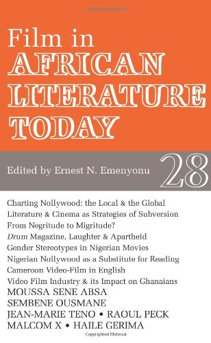 ALT 28 Film and African Literature Today