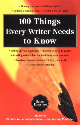 100 Things Every Writer Needs to Know