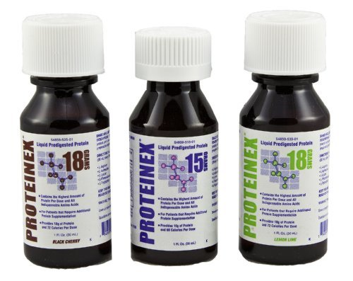 Proteinex (1oz serving) - Proteinex15- Grape (6 Pack)