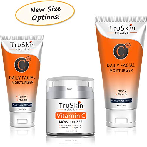 519O3x4O2LL - BEST Vitamin C Moisturizer Cream for Face, Neck & Décolleté for Anti-Aging, Wrinkles, Age Spots, Skin Tone, Firming, and Dark Circles. 1.7 Fl. Oz