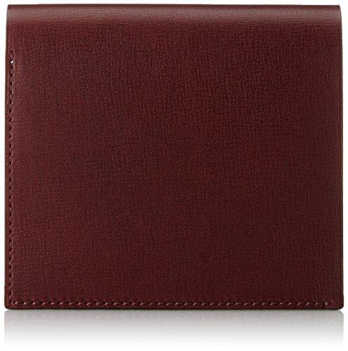 MAISON de HIROAN Leather Bifold Wallet Made in Japan 21537 Wine by MAISON de HIROAN