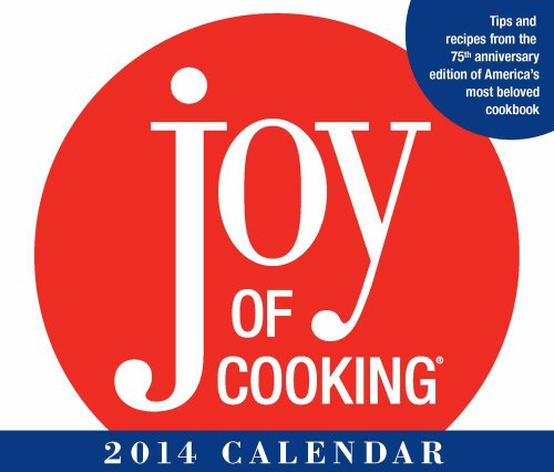Joy of Cooking 2014 Day-to-Day Calendar by Irma S. Rombauer, Marion Rombauer Becker, Ethan Becker