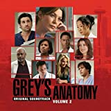 Greys Anatomy Soundtrack - Vol 2 CD