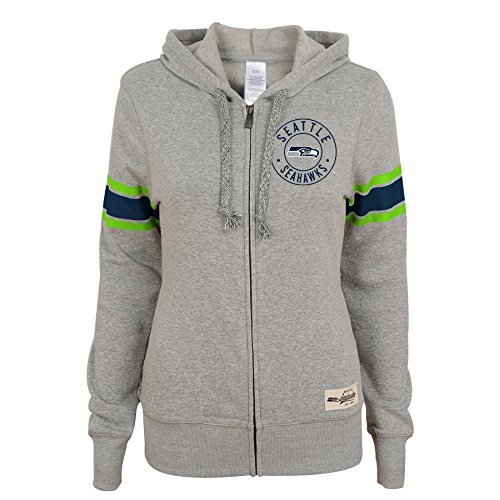 the latest 907e8 d0585 Seattle Seahawks Full Zip Hoodie, Seahawks Full Zip ...