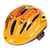 Cheap RuiyiF Kids Bike Helmet,Cycling Riding Sports Helmet for kids – Yellow