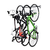 Monkey Bars Bike Storage Rack, Stores 3 Bikes