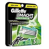 Gillette Mach3 Sensitive Power Cartridges
