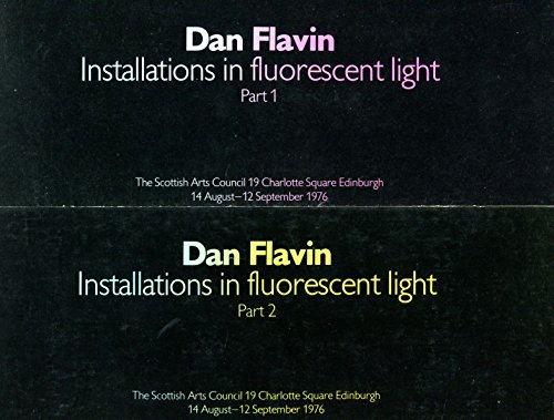Installations in Fluorescent Light. Part 1 and Part 2 ()