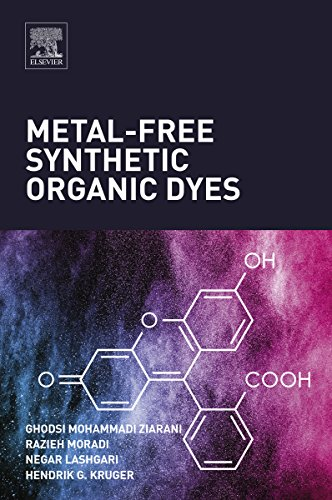 (Metal-Free Synthetic Organic Dyes)