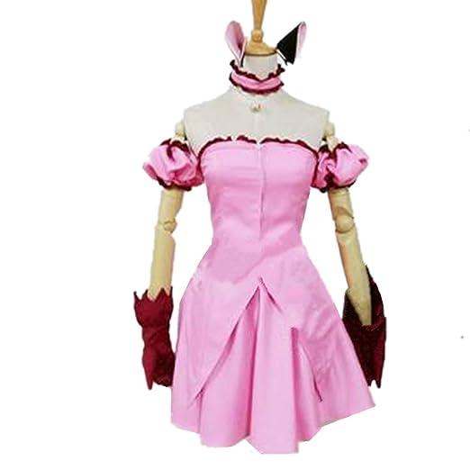 Amazon Com Tokyo Mew Mew Ichigo Momomiya Ichigo Cosplay Costume