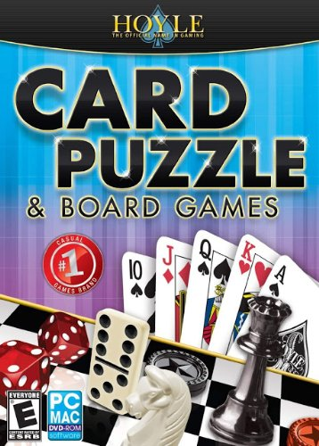 hoyle board and card games - 1