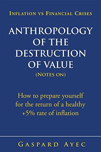 Inflation vs Financial Crises - Anthropology of the Destruction of Value (Notes on): How to prepare yourself for the return of a healthy +5% rate of inflation
