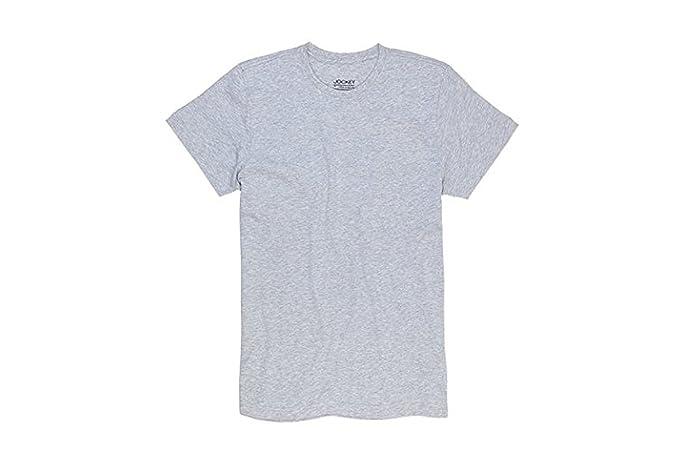 Jockey - Camiseta interior - para hombre gris Small