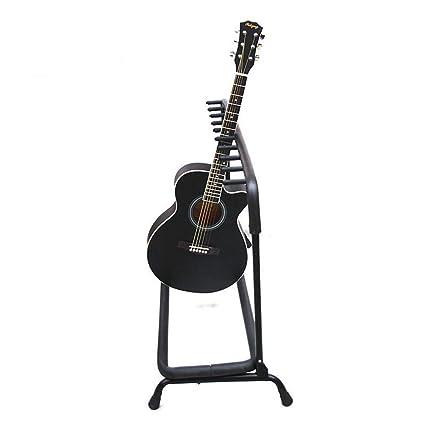 FELICIPP Guitarra Bajo Soporte plegable Instrumento de rendimiento ...