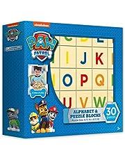 Paw Patrol Alphabet and Puzzle Blocks (30 piece)