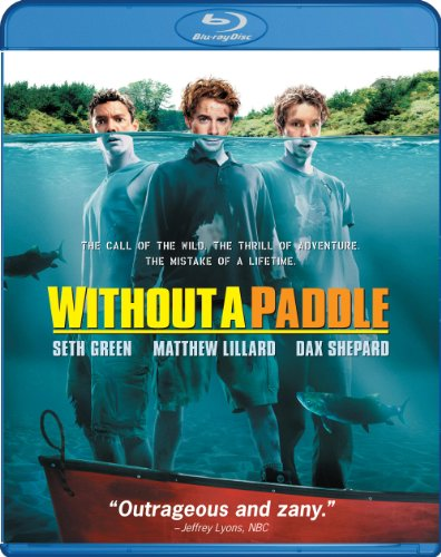 Without A Paddle (2004) (BD) [Blu-ray]