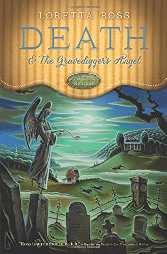 Auction Block Series - Death & the Gravedigger's Angel (An Auction Block Mystery)