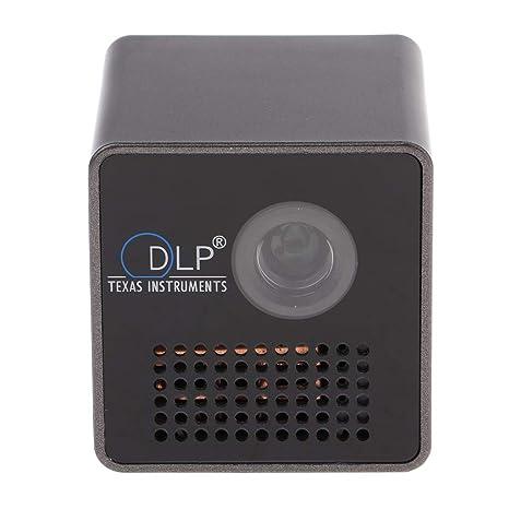 kesoto Proyector 1080P LED DLP 3D Proyector para Cine para ...