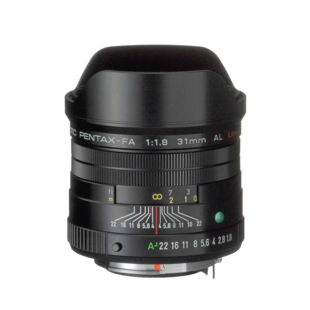 لنزهای محدود Pentax 31mm F / 1.8 FA برای دوربینهای Pentax و Samsung SLR