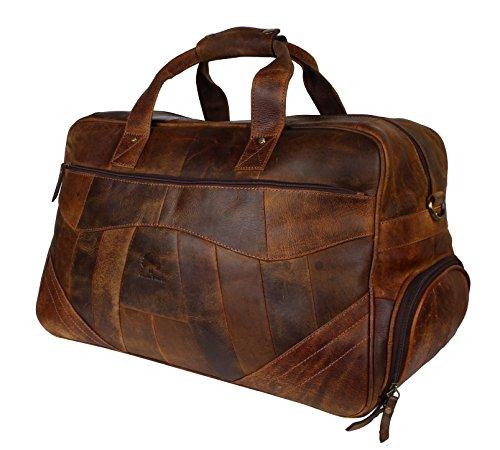 Leather Duffel Bags Men RusticTown