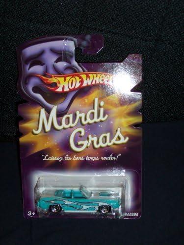 Hot Wheels 2008 Mardi Gras 70 Plymouth Baracuda Wal-Mart Exclusive