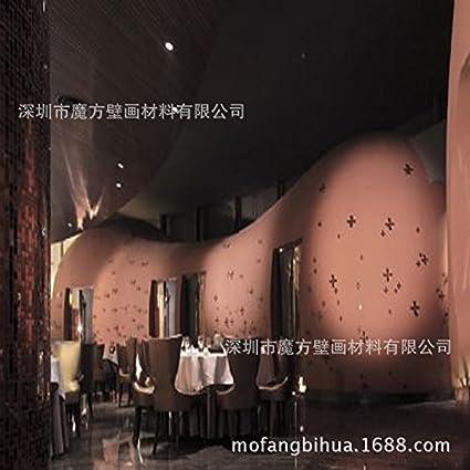 3D Wallpaper Screen Fresco Office Decor Murals Western Restaurant  Personalized Wallpaper Background Art Deco 3D Made