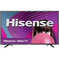 Hisense 43H4D Roku 43-inch HD Smart DLED TV