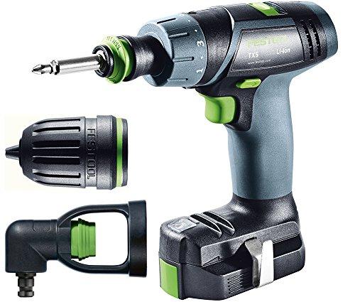 Festool 564514 Cordless Drill TXS Li 2.6 Set