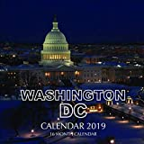 Washington D.C. Calendar 2019: 16 Month Calendar