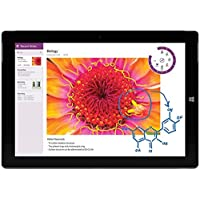 Microsoft Surface 3 LTE (64 GB, 2 GB RAM, Intel Atom, 4G Unlocked) (Tablet) (Certified Refurbished)
