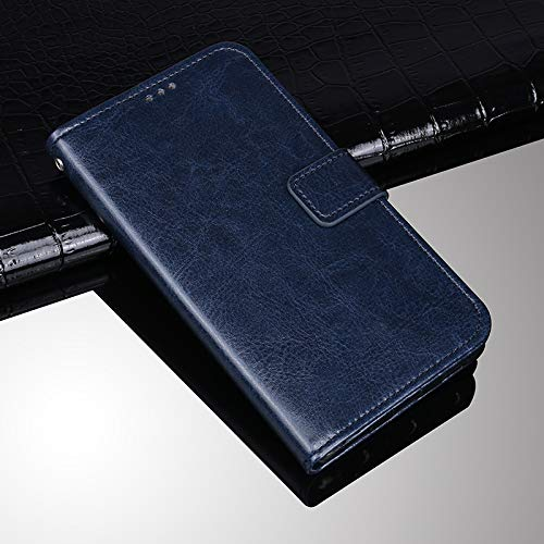 caretell Flip Cover for samsung galaxy on nxt  navy blue