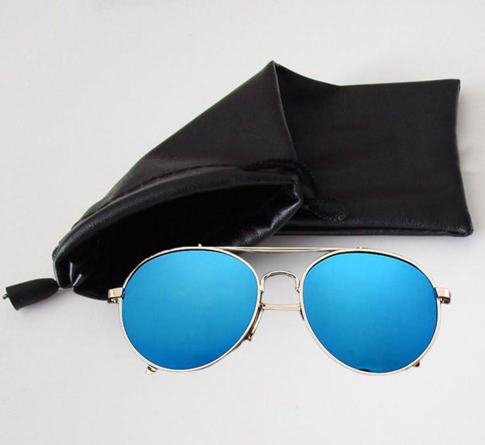 Joyfeel Buy Occhiali Borsa Occhiali con coulisse Custodia con cerniera PU Custodia in stoffa per occhiali da sole 10 Foto di Colorful