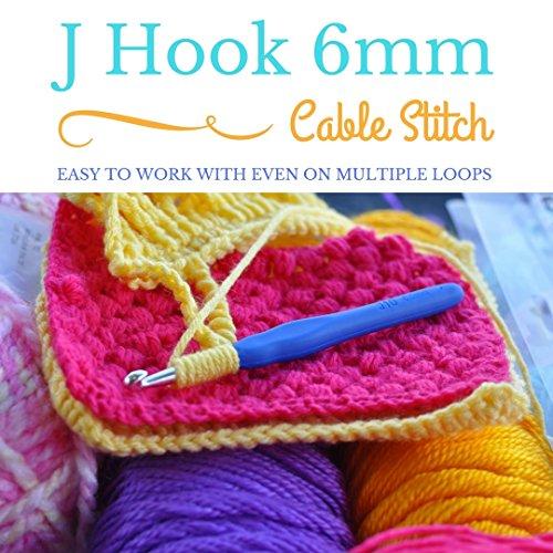 Premium Crochet Hooks In Us Standard Sizes Letters B 225mm L 8mm