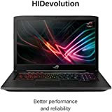 "HIDevolution Gaming Laptop ASUS ROG Strix GL703GE Scar 17.3"" FHD 120Hz 