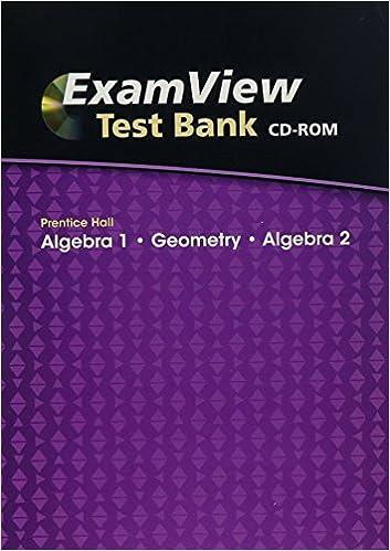 Amazon examview test bank algebra 1geometryalgebra 2 examview test bank algebra 1geometryalgebra 2 fandeluxe Gallery