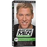 Just for Men H10 Sandy Blond Hair Color 60 ml