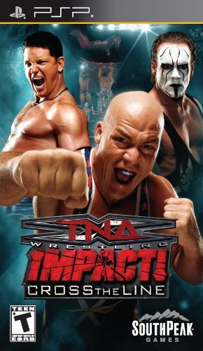 (TNA Impact: Cross the Line by Southpeak)