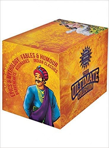 (Amar Chitra Katha Ultimate Collection)