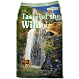 Taste of the Wild Rocky Mountain Feline Formula, 5 Pounds
