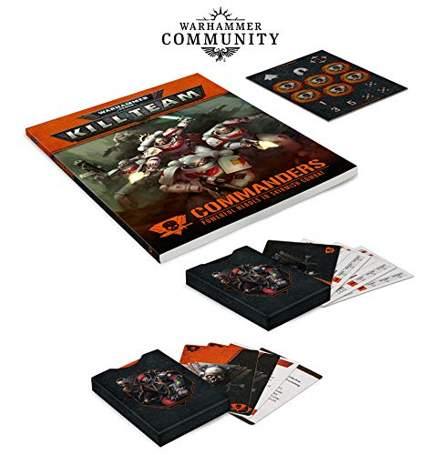 Warhammer Kill Team: Commanders Expansion