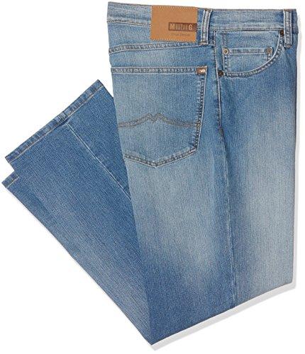 Blau Mustang Wash Gamba summer Uomo Dritta Sur 051 Bleach A Jeans Big wf0Fqxaf6