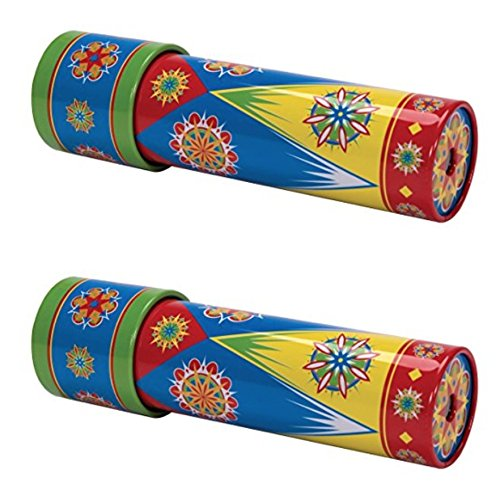 Schylling Classic Tin Kaleidoscope - Set of 2 by Schylling