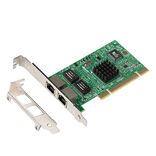 DIEWU Official for Intel Chipset 82546 Dual Port Gigabit 8492MT PCI Server Network Card 1000M RJ45 NIC Ethernet Desktop Adapter (Intel8492MT(82546) by DIEWU Official (Image #3)