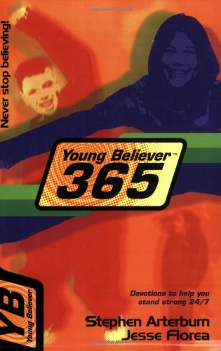 Young Believer 365: Devotions to help you stand strong 24/7 pdf epub