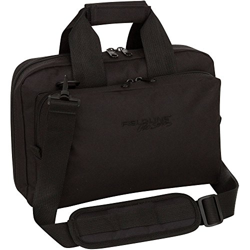 (Fieldline Tactical Shooter Bag, Black)